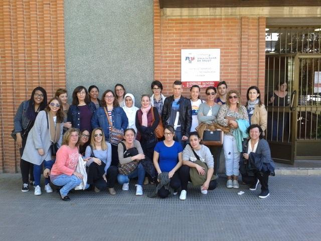 formacion-profesional-valencia-fp-auxiliar-enfermeria-centro-transfusiones-comunidad-valenciana