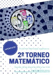 2º TORNEO MATEMÁTICO (2)