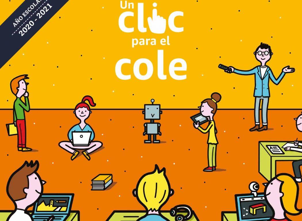 UN CLIC PARA EL COLE